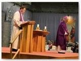 09 Mass for wedding jubilarians 2013 celebrating 25, 40 and 50 years of marriage - 9 March