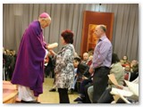10 Mass for Wedding Jubilarians 2013 celebrating 25, 40 and 50 years of marriage - 9 March