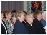 10 Sisters singing the Suscipe of their foundress Venerable Catherine McAuley