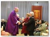 20 Mass for Wedding Jubilarians 2013 celebrating 25, 40 and 50 years of marriage - 9 March
