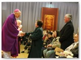 25 Mass for Wedding Jubilarians 2013 celebrating 25, 40 and 50 years of marriage - 9 March