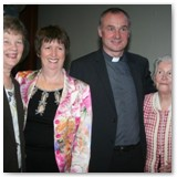 27 Fr Tom with some of the parishioners present