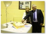 36 Mass for Wedding Jubilarians 2013 celebrating 25, 40 and 50 years of marriage - 9 March